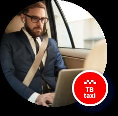 Firemní taxi - TBtaxi Tábor