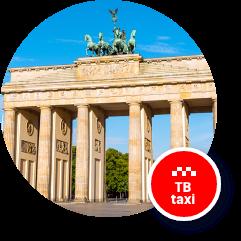 Odvoz do zahraničí - TBtaxi Tábor
