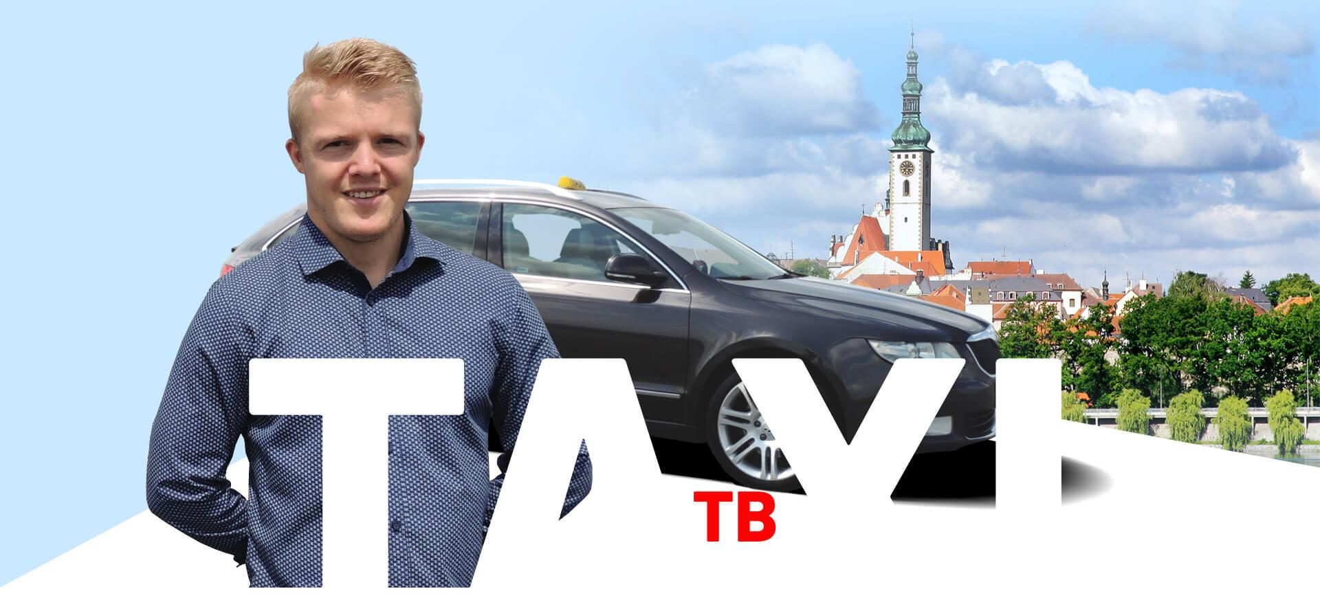 TBtaxi Tábor - nejlevnější taxi