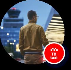 Transport na letiště - TBtaxi Tábor